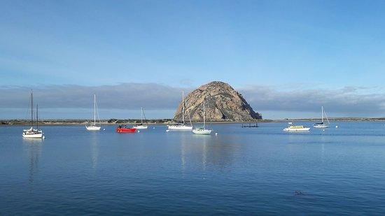 Morro Bay, CA: Morro Rock