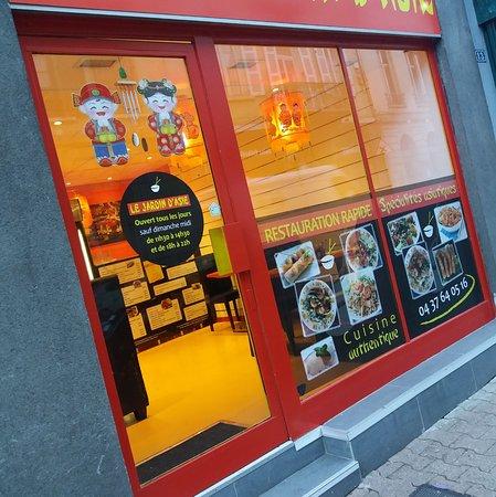 L'Arbresle, Francia: Restaurant asiatique sympathique et très chaleureux !