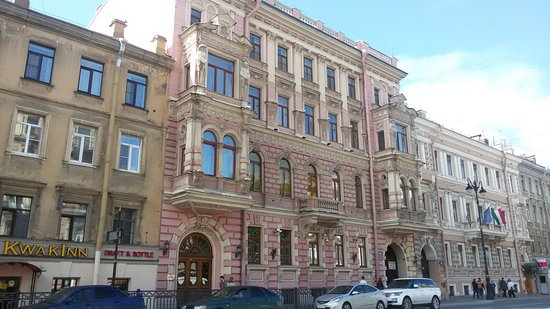 Finance House of Tuzov