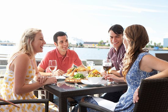 Crowne Plaza Newcastle: Seasalt Restaurant