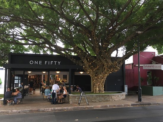 Ascot, Australien: Façade of One Fifty