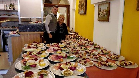 Ristorante Vecchia Fontana: Tanti ospiti a Natale 2016