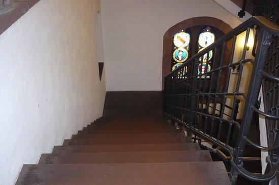 Une rampe d intérieur bild von gerichtslaube freiburg tripadvisor