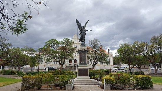 The War Memorial