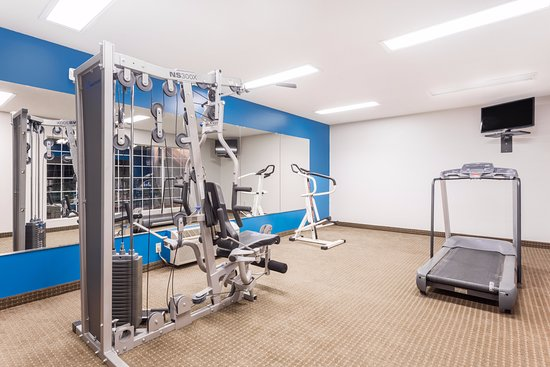 Duncan, Carolina del Sur: Fitness Center