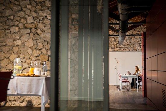 Cofrentes, Spain: Espacio para realizar Healthy Workotel (reuniones de empresa saludable)