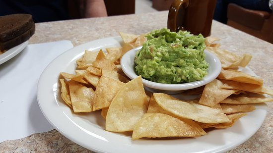 Norwich, CT: fresh guacamole