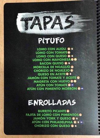 Santa Fe, Hiszpania: F & M Cafe y Tapas
