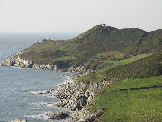 The Coastal Path near Mortehoe