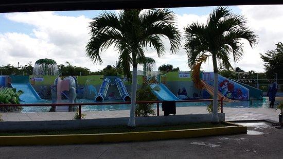 Debe, Trinidad: Fun Splash Water Park