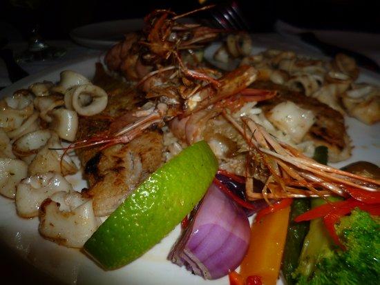 La Perla : Incredible dining experience.