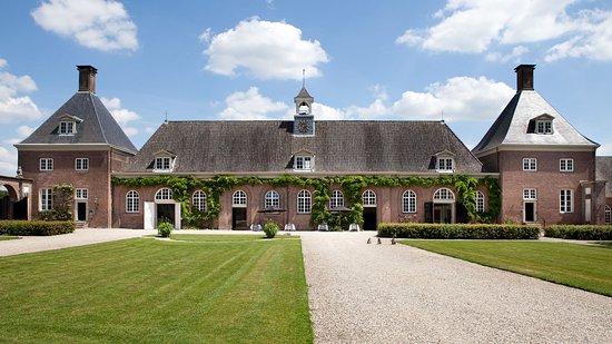 Stallen Buitenplaats Amerongen en Restaurant Bentinck