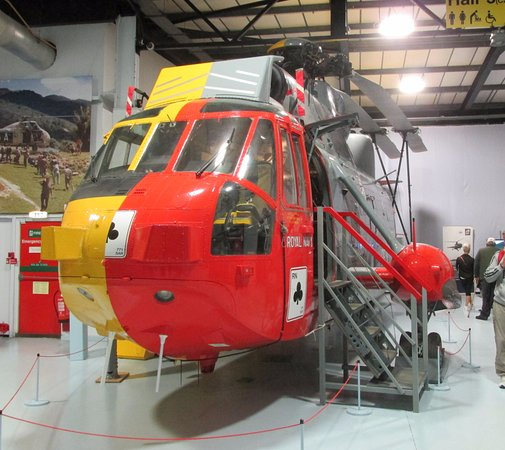 Ilchester, UK: Sea King