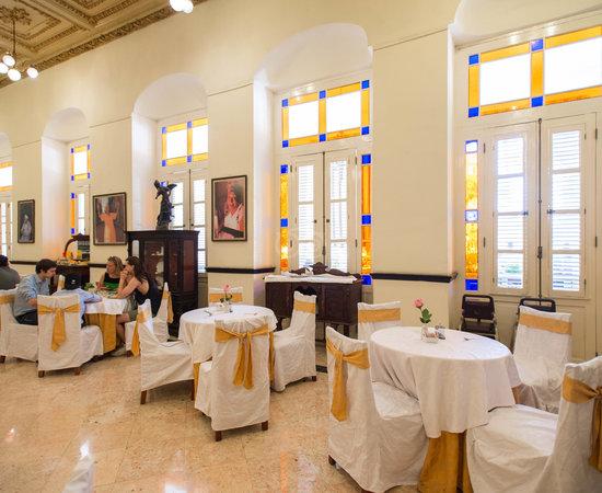 Hotel Inglaterra, hoteles en La Habana