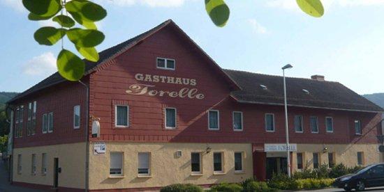 Gasthaus Forelle: Aussenansicht
