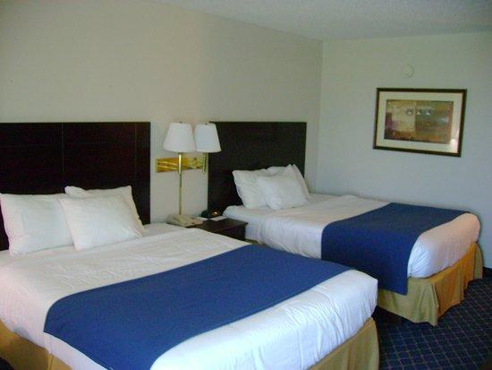 Tipp City, Οχάιο: Guestroom DDR