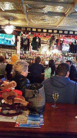Jim Thorpe, PA: bar area