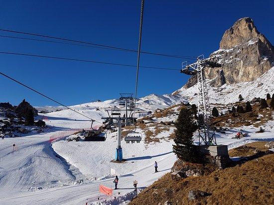 Province of South Tyrol, Italy: Impianti sella Ronda