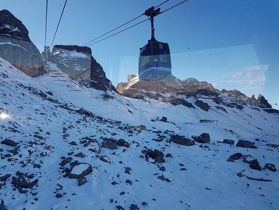 Province of South Tyrol, Italy: ovovia Arabba