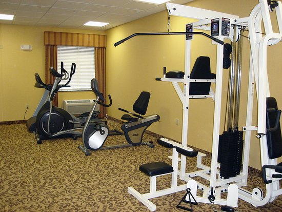 Bridgeport, TX: Fitness Center