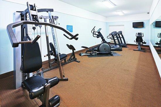 Raymondville, TX: Fitness Center