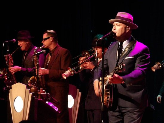 Rocky Mount, VA: Big Bad Voodoo Daddy