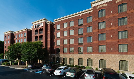 Staybridge Suites Columbia: Welcome to the Staybridge Suites Downtown Columbia