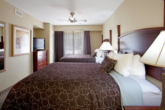 Staybridge Suites Columbia: One Bedroom Suite with Two Queen Beds at Staybridge Columbia