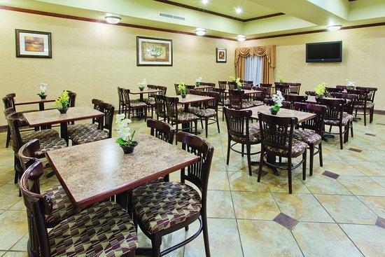Schertz, TX: Breakfast Area