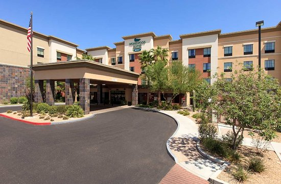 Homewood Suites by Hilton Phoenix North - Happy Valley : Exterior Hotel Day