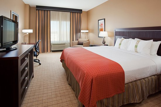Holiday Inn Hotel & Suites Denver Airport: King Bed Studio Suite  with pull -out couch near Denver Airport