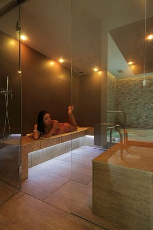 Bagno turco SPA - Picture of Hotel Bramante SPA, Urbania - TripAdvisor