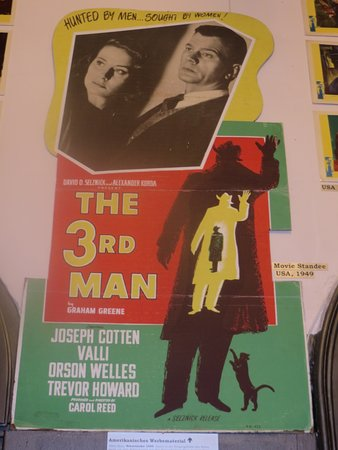 The Third Man Museum Photo