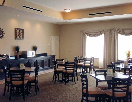 Brookshire, TX: Breakfast Area