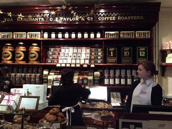 Tea Rooms Amersham