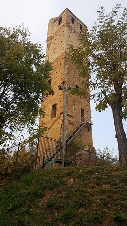 Cervere, Italy: Torre di Monfalcone