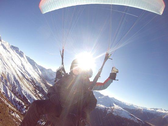 Joyride Paragliding: bei super wetter n super erlebnis