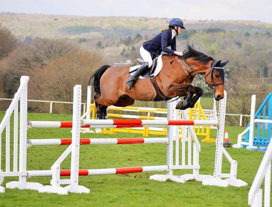 Chepstow, UK : The Best Summer Equestrian Venue In The UK