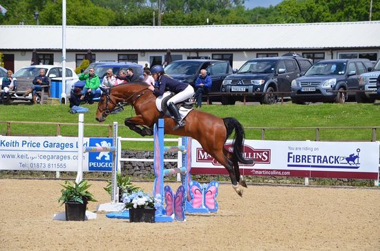 Chepstow, UK: The Best Summer Equestrian Venue In The UK