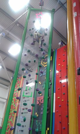 St Austell, UK: More climbing!