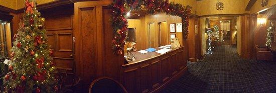 Prestwick, UK: Christmas