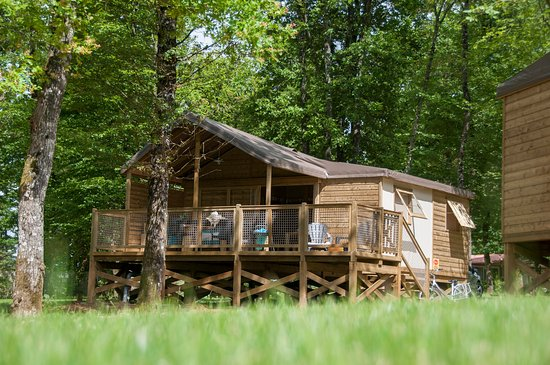 Mesland, France: Tente Glamping 6pers 3ch ****