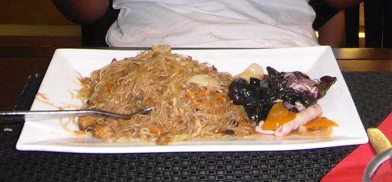 Wok-Sushi Wok-Marco: spaghetti
