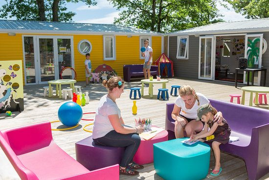 Mesland, Frankrijk: Mini club 4 à 12 ans