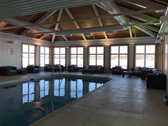 Miramichi, Canada: Heated indoor pool