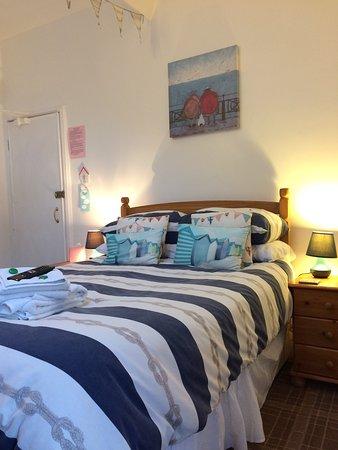 St Michael's Guest House: New look room 6 Double en-suite