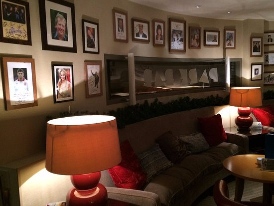 The Park Bar At Harts Hotel Th EPark Is A Cosy Warm Place