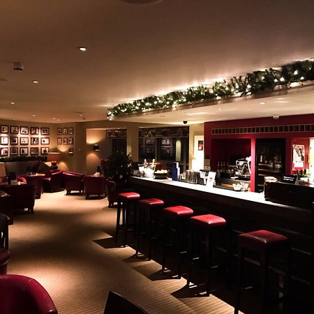 The Park Bar at Harts Hotel