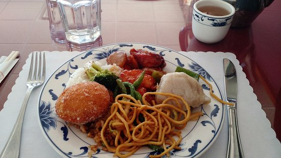 Freeport, ME: China Rose food