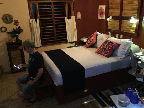 La Selva Mariposa: Suite one